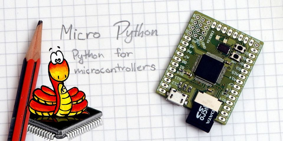 MicroPython - The new language of micro-controllers - Expert Coders